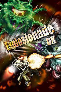 Portada oficial de Explosionade DX para Xbox One