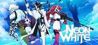 Portada oficial de Neon White para PC