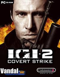 Portada oficial de IGI 2 para PC