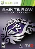 Portada oficial de de Saints Row: The Third para Xbox 360