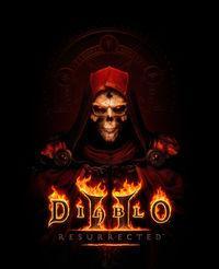 Portada oficial de Diablo 2: Resurrected para PC