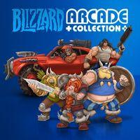 Portada oficial de Blizzard Arcade Collection para PS4