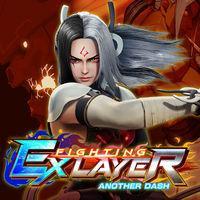Portada oficial de Fighting EX Layer: Another Dash para Switch