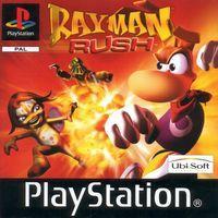 Portada oficial de Rayman Rush para PS One