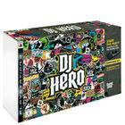 Portada oficial de de DJ Hero para PS3