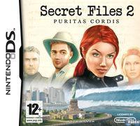Portada oficial de Secret Files 2: Puritas Cordis para NDS
