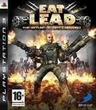 Portada oficial de de Eat Lead: The Return of Matt Hazard para PS3
