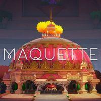 Portada oficial de Maquette para PS5