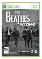 Portada oficial de de The Beatles: Rock Band para Xbox 360