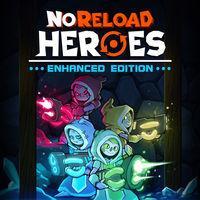 Portada oficial de NoReload Heroes Enhanced Edition para Switch