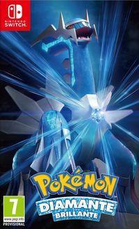 Portada oficial de Pokémon Diamante Brillante / Perla Reluciente para Switch
