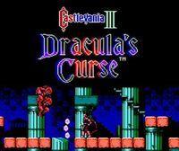 Portada oficial de Castlevania III: Dracula's Curse CV para Wii
