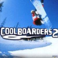 Portada oficial de Cool Boarders 2 PSN para PS3