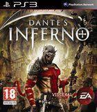 Portada oficial de de Dante's Inferno para PS3