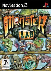 Portada oficial de Monster Lab para PS2