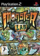 Portada oficial de de Monster Lab para PS2