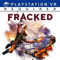 Portada oficial de Fracked para PS4