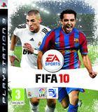 Portada oficial de de FIFA 10 para PS3