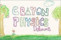 Portada oficial de Crayon Physics Deluxe para PC