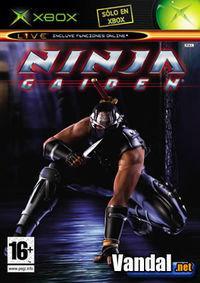 Portada oficial de Ninja Gaiden para Xbox