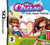Portada oficial de The Chase: Felix Meets Felicity para NDS