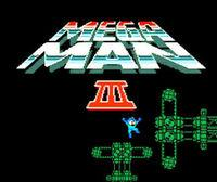 Portada oficial de Mega Man 3 CV para Wii