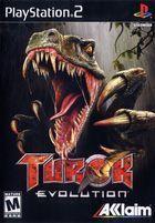 Portada oficial de de Turok Evolution para PS2
