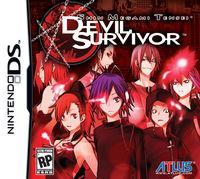 Portada oficial de Devil Survivor para NDS