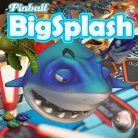 Portada oficial de Pinball Big Splash para Switch