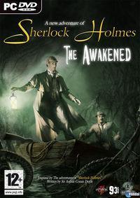 Portada oficial de Sherlock Holmes: The Awakened  para PC