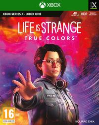 Portada oficial de Life is Strange: True Colors para Xbox Series X/S