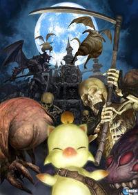 Portada oficial de Final Fantasy XI: A Moogle Kupo d'Etat - Evil in Small Doses para Xbox 360