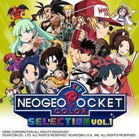 Portada oficial de NeoGeo Pocket Color Selection Vol. 1 para Switch