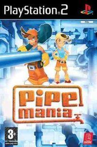 Portada oficial de Pipe Mania para PS2