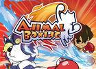 Portada oficial de de Animal Boxing DSiW para NDS