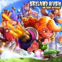 Portada oficial de Skyland Rush - Air Raid Attack para Switch