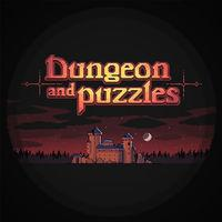 Portada oficial de Dungeon and Puzzles para Switch
