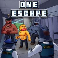 Portada oficial de One Escape para Switch