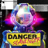 Portada oficial de Danger Scavenger para Switch