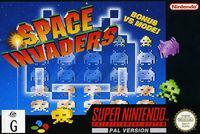 Portada oficial de Space Invaders: The Original Game CV para Wii