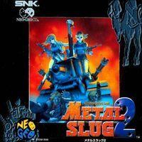 Portada oficial de Metal Slug 2 CV para Wii