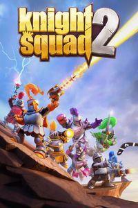 Portada oficial de Knight Squad 2 para Xbox One