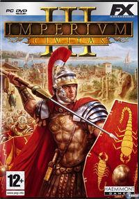 Portada oficial de Imperivm Civitas III para PC