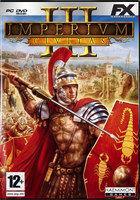 Portada oficial de de Imperivm Civitas III para PC