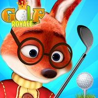 Portada oficial de Golf Royale para Switch