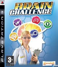 Portada oficial de Reto Mental PSN para PS3