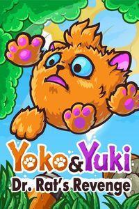 Portada oficial de Yoko & Yuki: Dr. Rat's Revenge para Xbox One