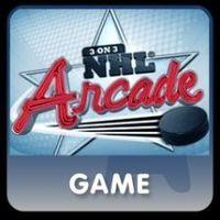 Portada oficial de 3 on 3 NHL Arcade PSN para PS3