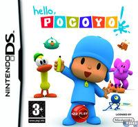 Portada oficial de Hello Pocoyó! para NDS