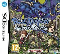 Portada oficial de Blue Dragon: Awakened Shadow para NDS